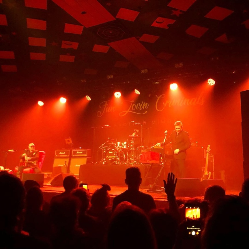 Live Review: Fun Lovin'Criminals